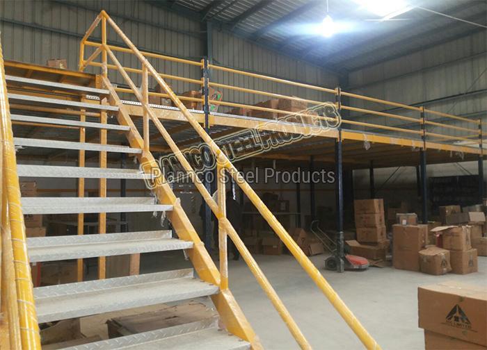 Modular Mezzanine Floors 04