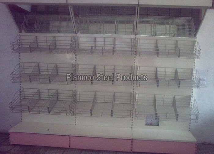 Supermarket Racks 04