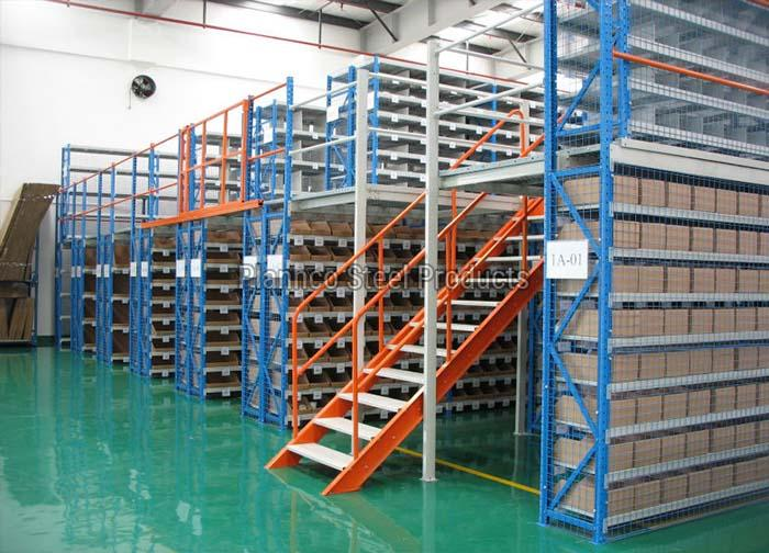 Two Tier Storage Racking 01