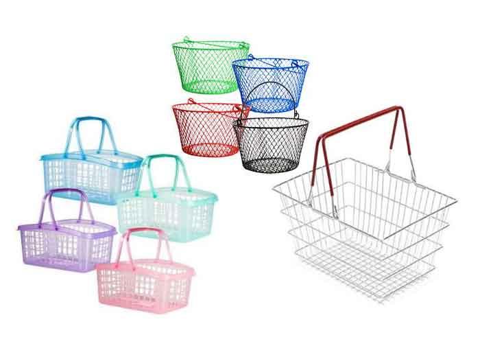 Wire Baskets 03