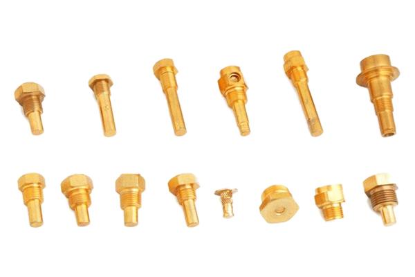 Brass Auto Parts 02
