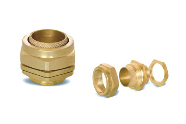 Brass Cable Glands 01