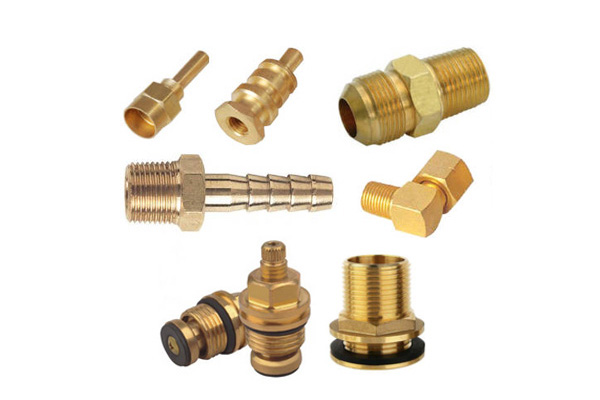 Brass Gas Fittings 01