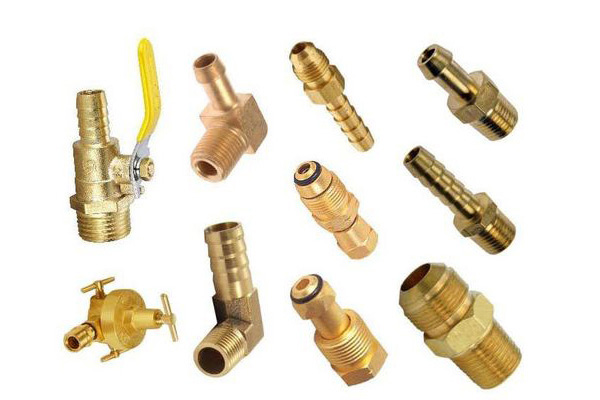 Brass Gas Fittings 02