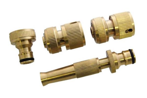 Brass Hose Fittings 02