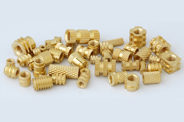 Brass Inserts For Plastic 03