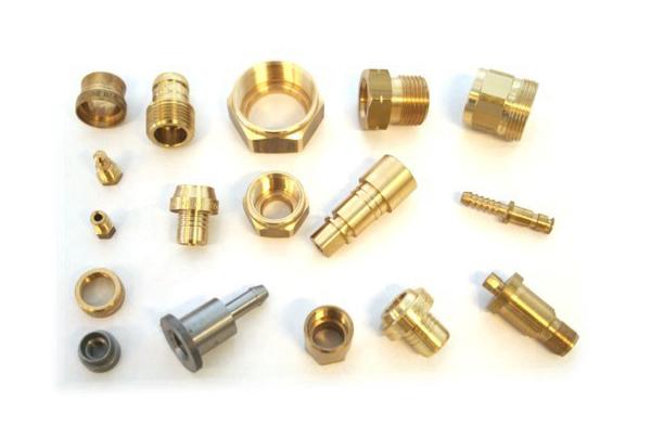 Brass Machined Parts 03