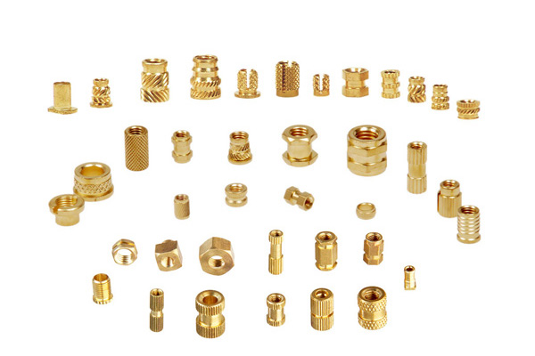 Brass Moulding Inserts 03