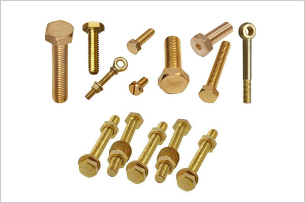 Brass Nuts And Bolts 01