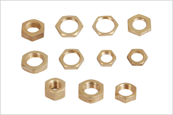 Brass Nuts And Bolts 03