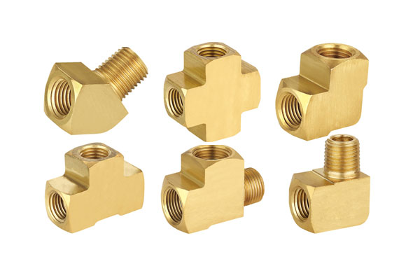 Brass Plumbing Fittings 01