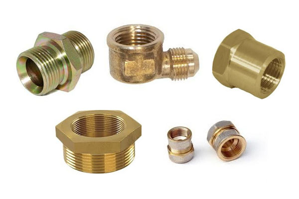 Brass Plumbing Fittings 02
