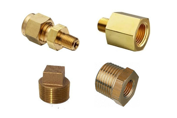 Brass Plumbing Fittings 03