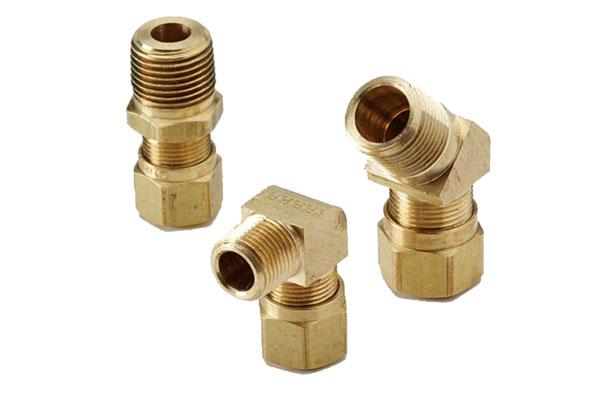 Brass Pneumatic Fittings 02