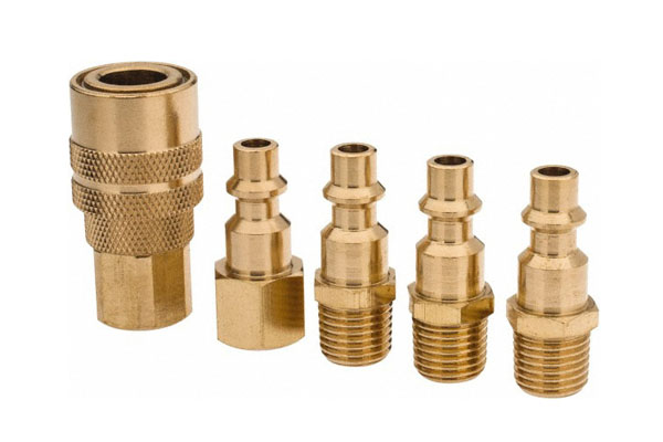 Brass Pneumatic Fittings 03