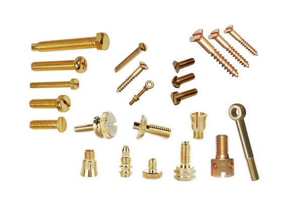 Brass Screws 01