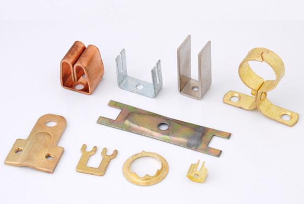 Brass Sheet Metal Parts 01