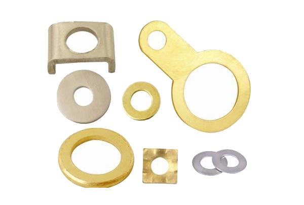Brass Sheet Metal Parts 02