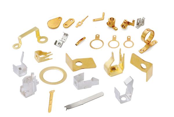 Brass Sheet Metal Parts 03