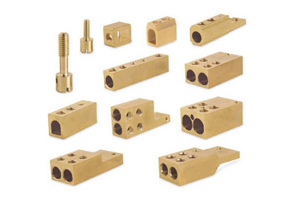 Brass Switchgear Parts 03