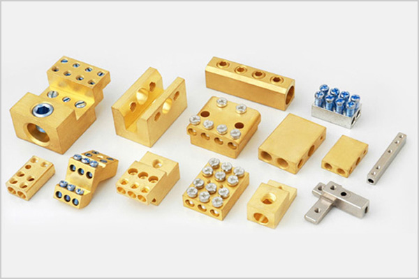Brass Terminal Blocks 02