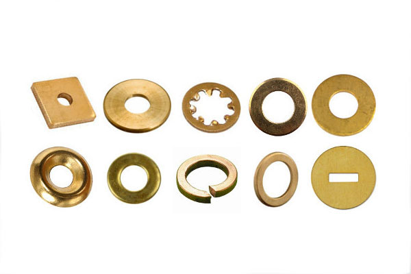 Brass Washers 02