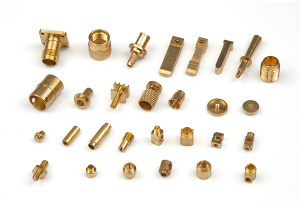 Precision Brass Components 01