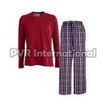 Mens Knitted Pyjama Set