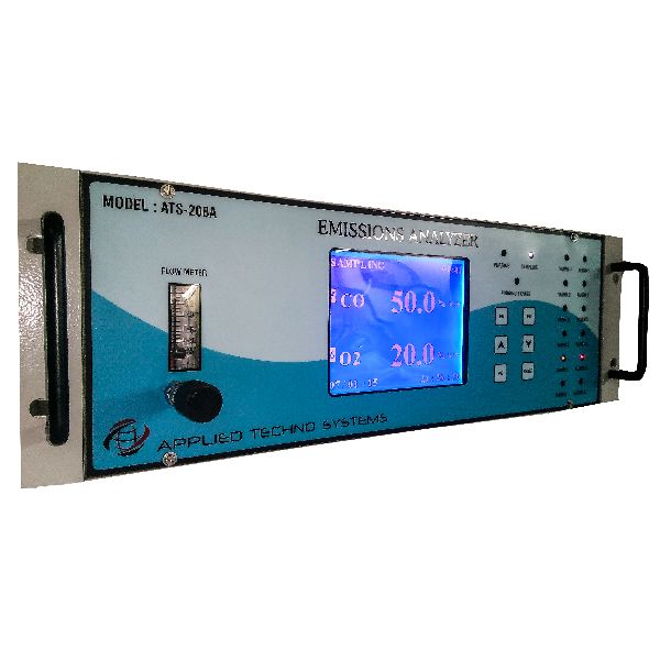 Online Continuous Stack Emissions Monitoring System