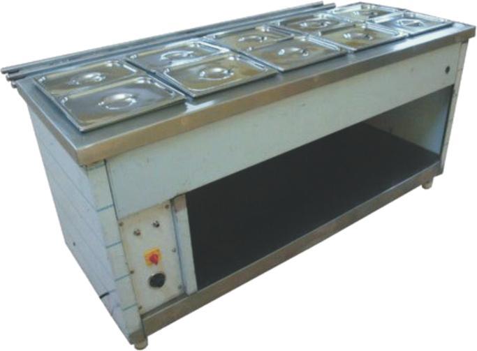 Hot Bain Marie Cabinet