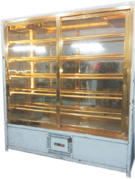 Wine Chiller Golden Steel