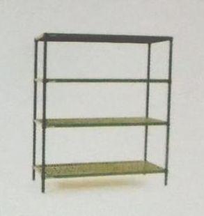 Fabricated  Storage Rack