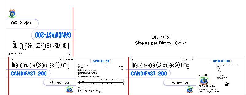 Candifast-200 Capsules