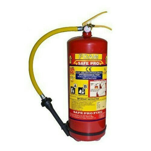 9 Litres Mechanical Foam (AFFF) Fire Extinguishers
