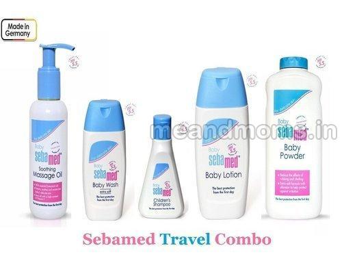 Sebamed Baby Travel Combo