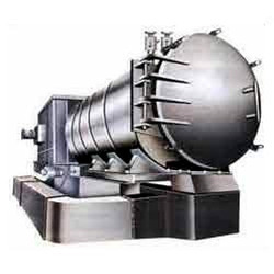 Solid Fuel Fired Thermal Fluid Heater