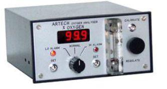 Digital Oxygen Analyser