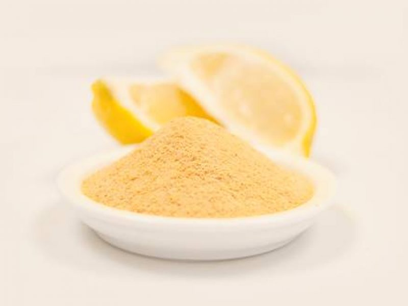 Yellow Lemon Powder