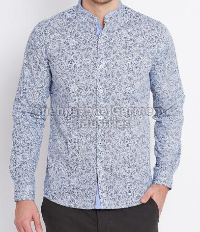 c6725c2f Mens Printed Casual Shirts Manufacturer Supplier in Athani India