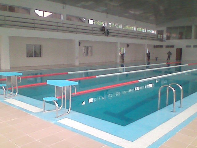 Olympic swimming pool construction services in kolkata india - Swimming pool construction in india ...