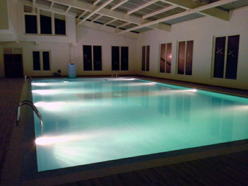 Temperature controlled swimming pool construction services - Swimming pool construction in india ...