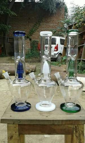 Glass Modern Bong