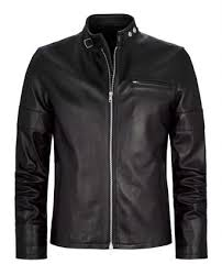 Handmade Mens Leather Jacket