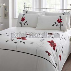 Applique Machine Work Bed Cover