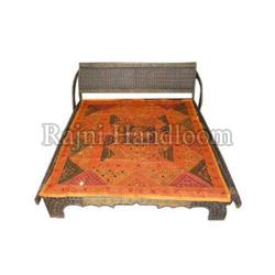 Beaded Bed Cover