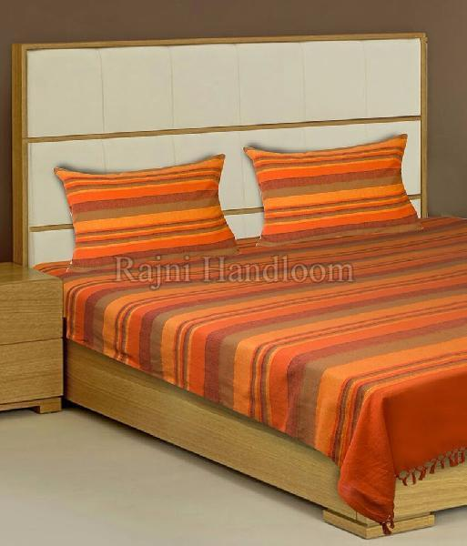 Rajni Handloom Double Bed Sheet Manufacturer Supplier In