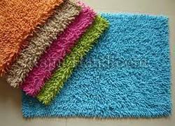 Shaggy Bath Mat