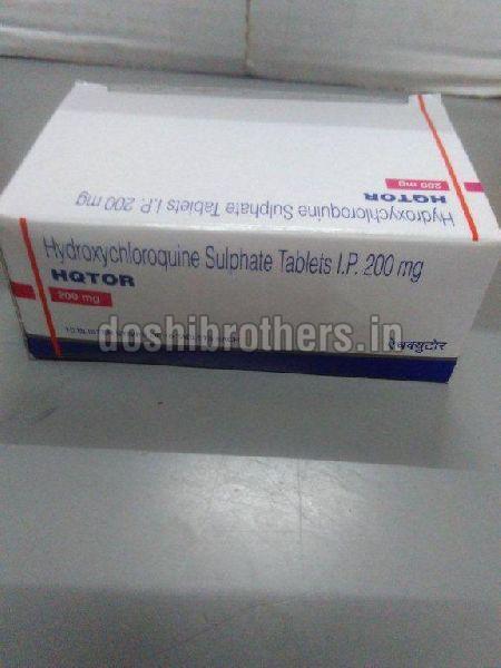 Hqtor 200mg Tablets