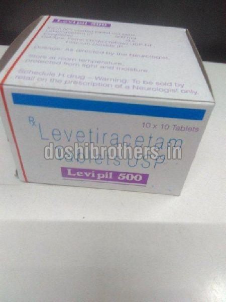 Levipil 500mg Tablets