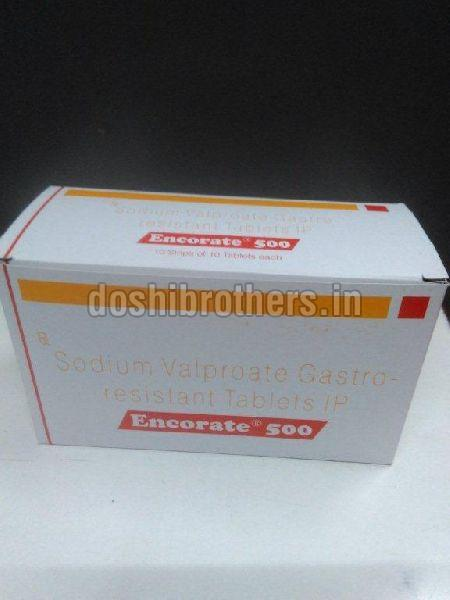 Encorate 500mg Tablets